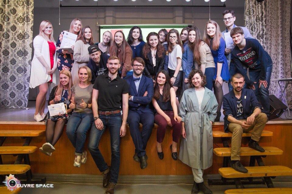 Победа на медиафестивале школы «Oeuvrespacе»