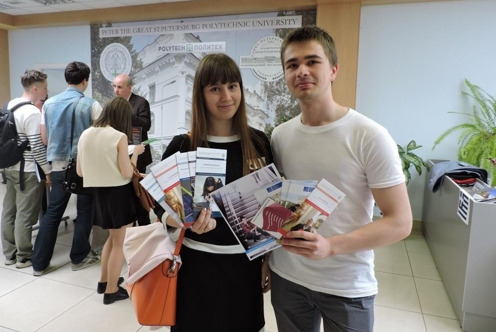 Совместные проекты студентов кафедры РСО с Администрацией Калининского района