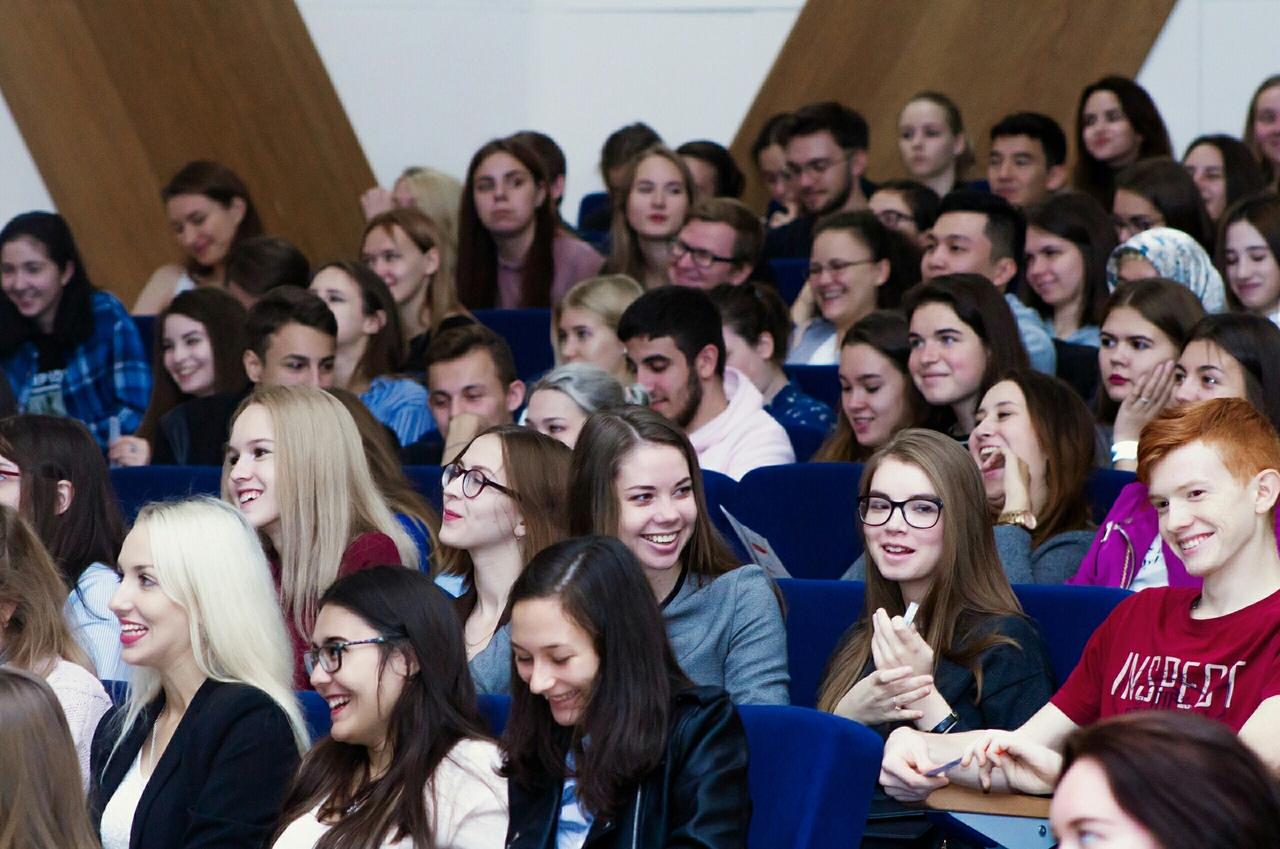 Наши студенты на главном студенческом событии сферы PR и рекламы – конференции Baltic Weekend