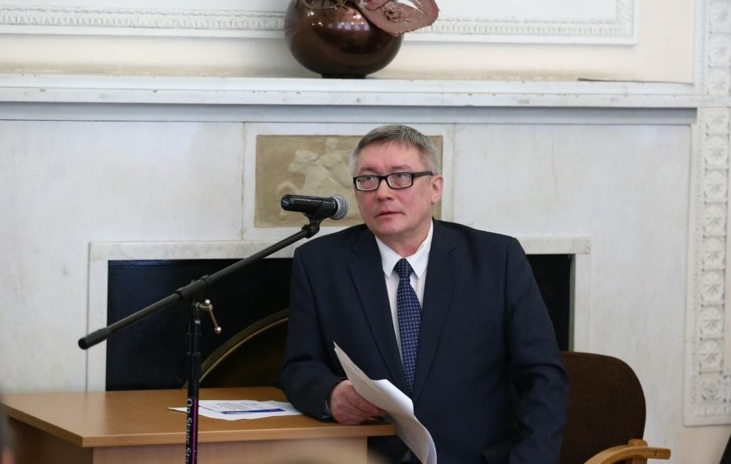 Сотрудники РСО ГИ приняли участие в ХI Санкт-Петербургских социологических чтениях