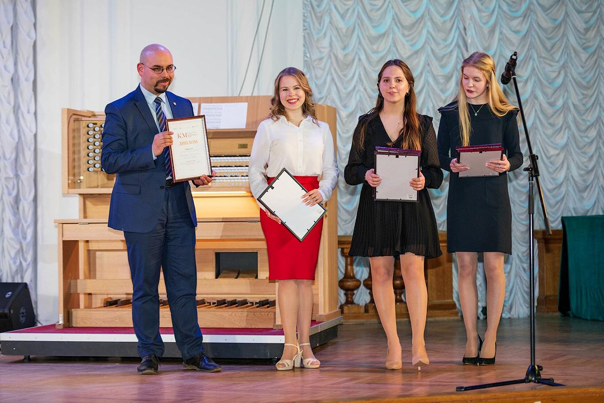 Студенческое жюри III Всероссийского конкурса «Корпоративный музей» объявило победителей в Белом зале СПбПУ