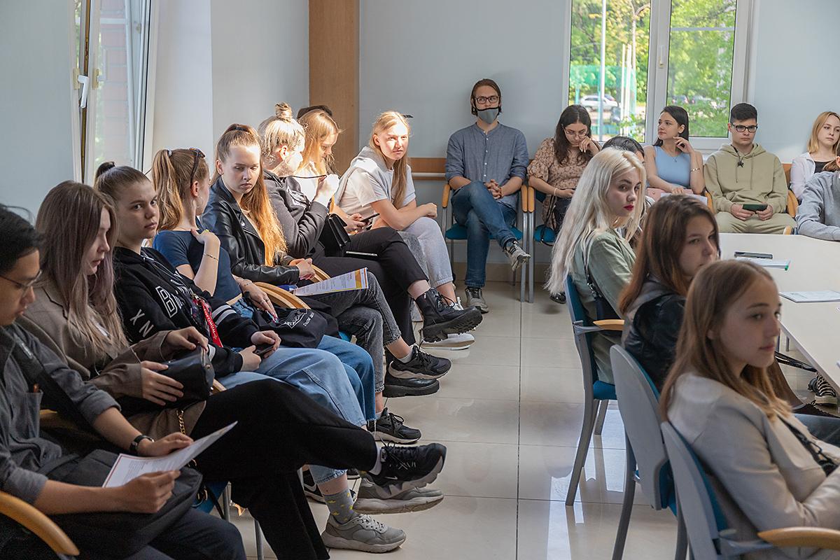 открытая лекция Русского музея